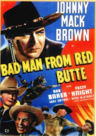 Bad Man from Red Butte (1940) download
