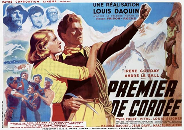 Premier de cordée (1944) download