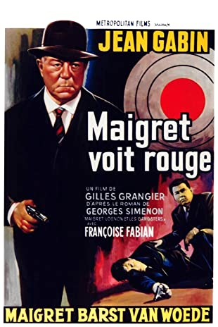 Maigret voit rouge download
