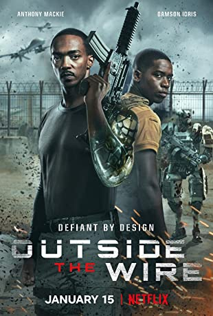 Outside the Wire (2021) download